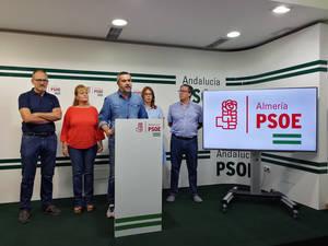 El PSOE habla de 'tarifazo' de Galasa en el Almanzora