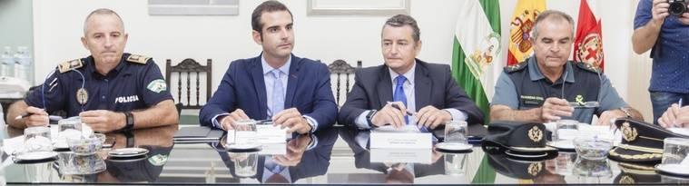 Almería se refuerza contra el terrorismo
