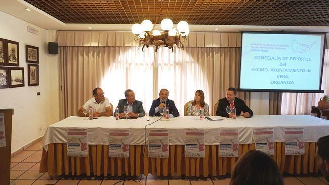 Vera acoge las II Jornadas 'Medicina y Deporte. Gimnasia Rítmica' y el Torneo Nacional de Gimnasia Rítmica