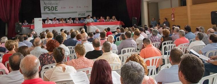 El 13 congreso provincial del PSOE será el 21 de octubre