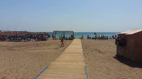 Las playas de Níjar preparadas para la última fase del verano