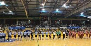 El espectáculo del fútbol sala en El Ejido