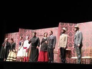 'El Barbero de Sevilla' y un tributo a Nino Bravo cierran los festivales previos a la Feria de Adra