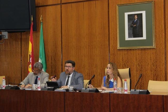 El Pacto Nacional del Agua debe tener un trato específico para Almería