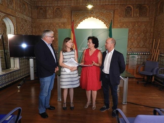 400 docentes más en los centros educativos públicos de Almería