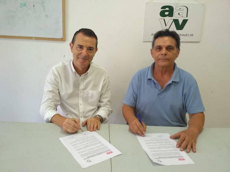 Juan Carlos Pérez Navas se compromete a crear un área de transparencia