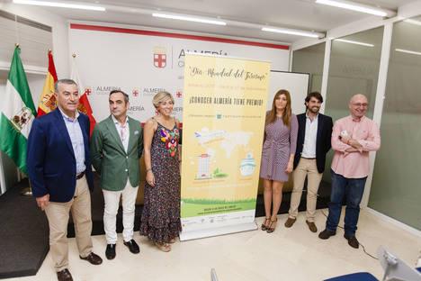 Concurso de selfies con motivo del Día Mundial del Turismo en Almería