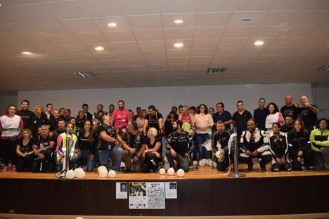 """""""Pedaleando contra el Cáncer"""" consigue recaudar 4750 euros para la AECC"""