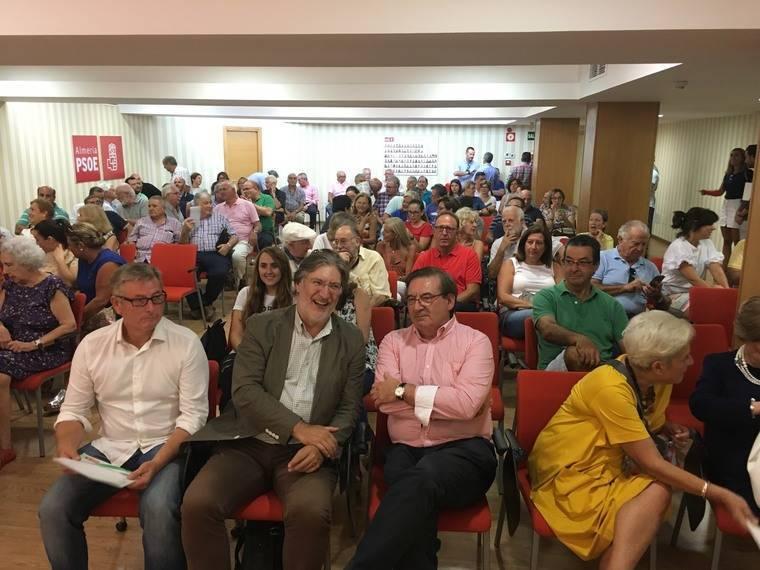 Pérez Tapias dice que López Olmo es una oportunidad para el cambio