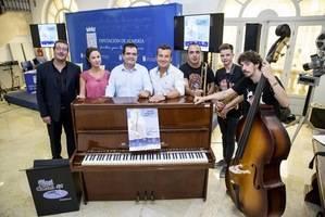Diputación llevará hasta 13 municipios la mejor música con el IV Festival 'We Love Jazz'