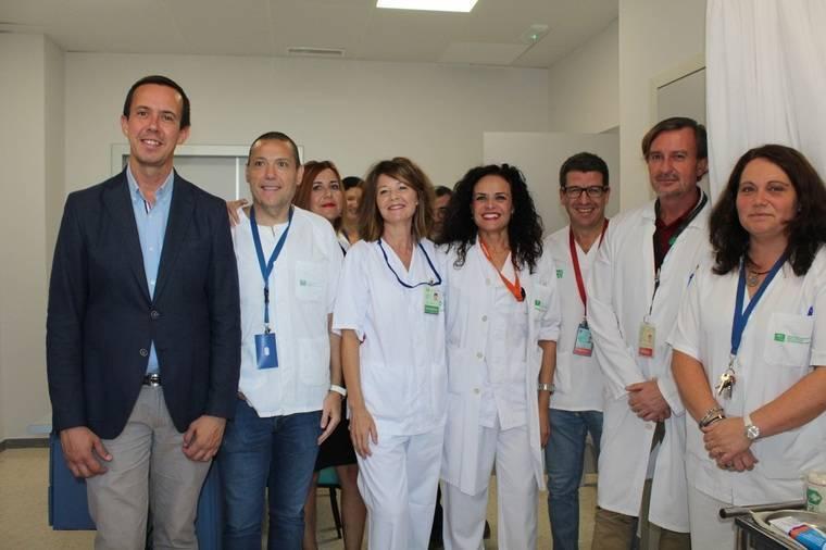 Hospital de Poniente mejora sus consultas externas de Cirugía