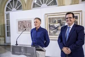 Diputación abre sus puertas a la exposición artística 'Objetos Olvidados'