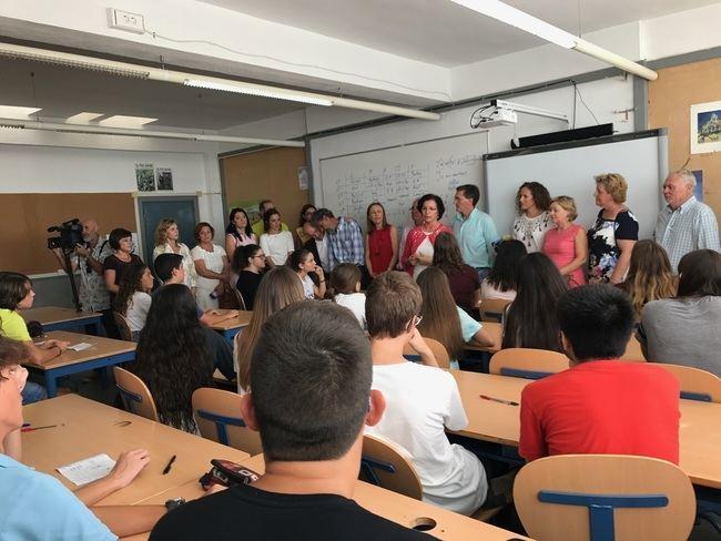 76.500 escolares almerienses comienzan la Secundaria