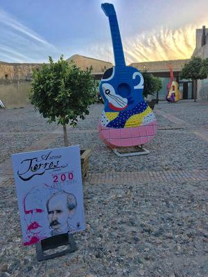 El Festival de Flamenco del Jaroso se une al homenaje de 'Antonio de Torres'