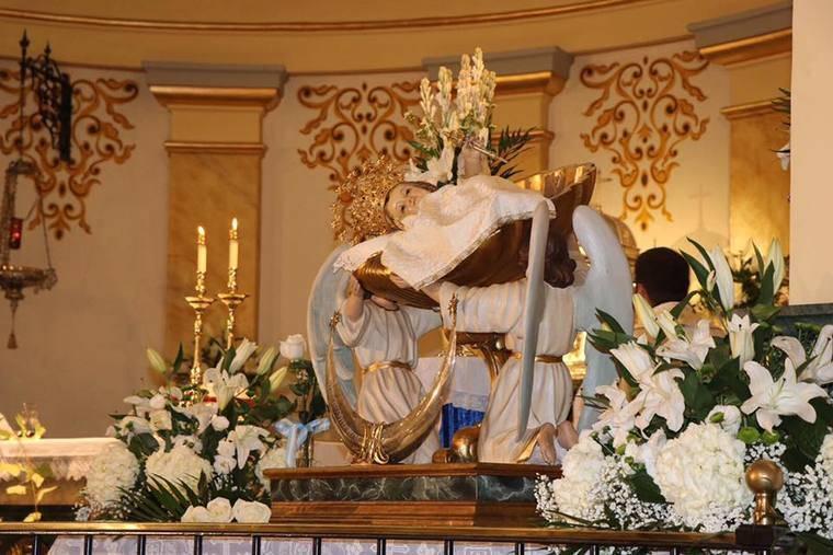 El Ejido arranca los actos religiosos en honor a la Divina Infantita