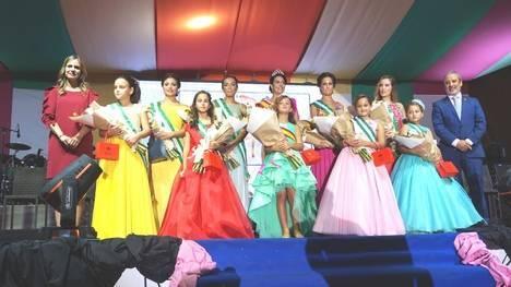 María José Flores Domínguez pronunció un colorido y emotivo pregón