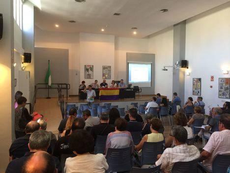 Izquierda Unida Almería celebra su Asamblea Local en un clima de unidad