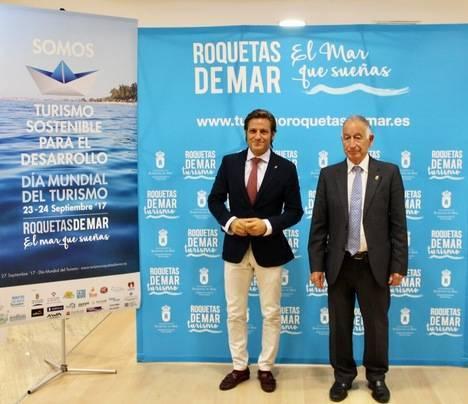 Roquetas de Mar celebra el Día Mundial del Turismo con numerosas actividades