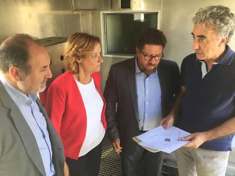 La Junta instalará en el Puerto de Almería un nuevo equipo de prácticas que mejorará la formación náutico pesquera