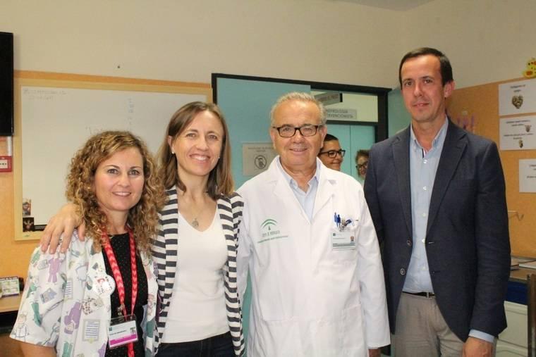 Las Aulas Hospitalarias de Almería inician su actividad