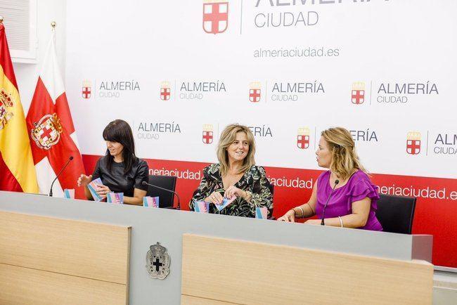 Ayuntamiento de Almería y la Diputación lanzan una campaña por el Día contra la Explotación Sexual