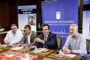 Diputación apoya a Purchena en el lanzamiento del Festival de Música y Cine 'Albert Hay Malotte'