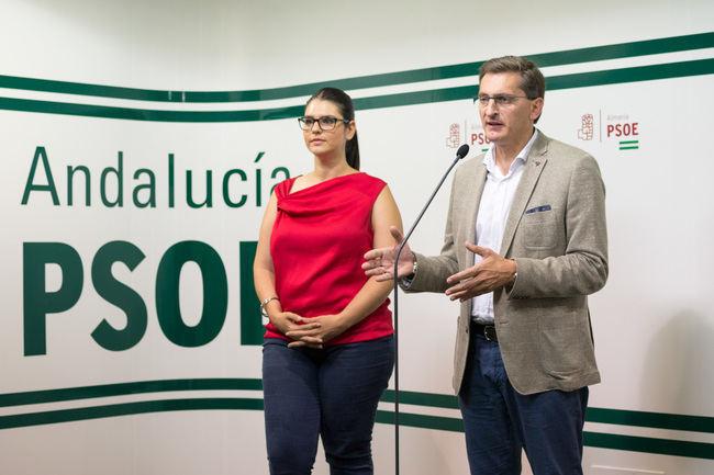 Sánchez Teruel sostiene que Almería es una de las provincias en las que más invierte la Junta