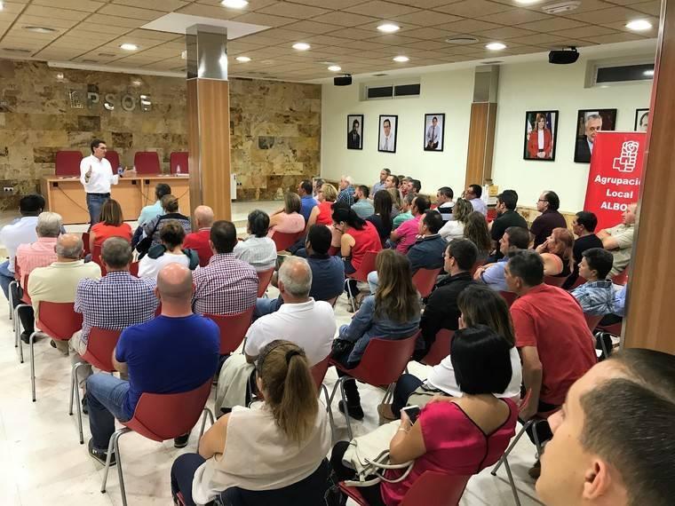 Sánchez Teruel creará las secretarías de Grandes Ciudades y de Pequeñas Agrupaciones y Municipios