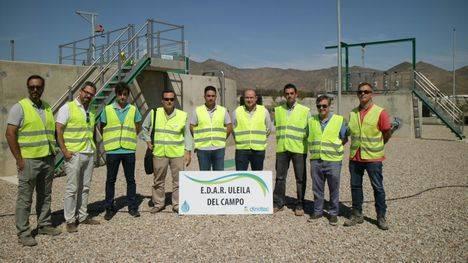 La depuradora de Uleila que debió estar acabada en mayo de 2016 aún está al 80% de ejecución