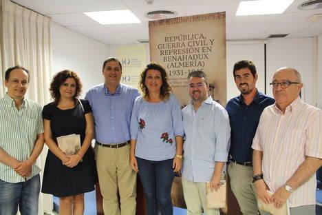 El IEA presenta 'República, guerra civil y represión en Benahadux (Almería) 1931-1945'
