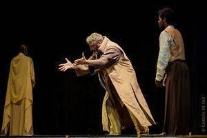 Teatro y flamenco con La Confluencia en el Lavadero de la Villa de Vícar