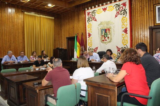 El Partido Popular de Huércal-Overa lamenta no contar con el apoyo de la oposición para el nuevo acceso al Hospital de la Inmaculada
