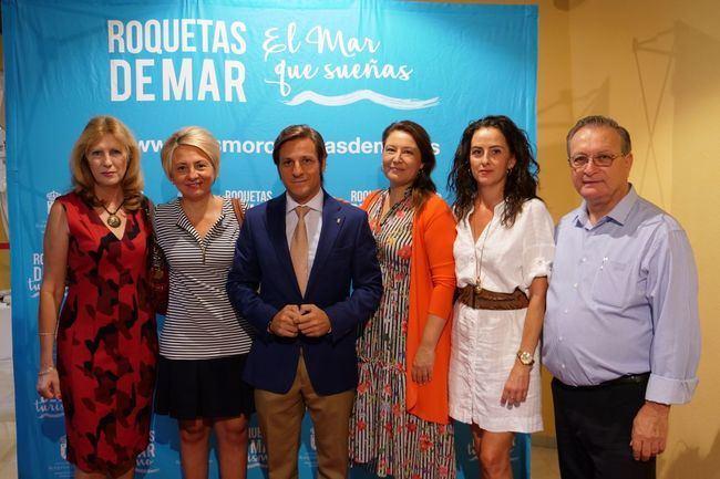 """Crespo apuesta por un """"turismo diversificado y sostenible"""" con el apoyo de todas las administraciones"""