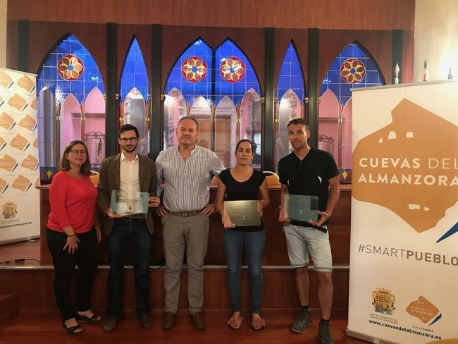Ayudas de 2.000 euros a emprendedores de Cuevas