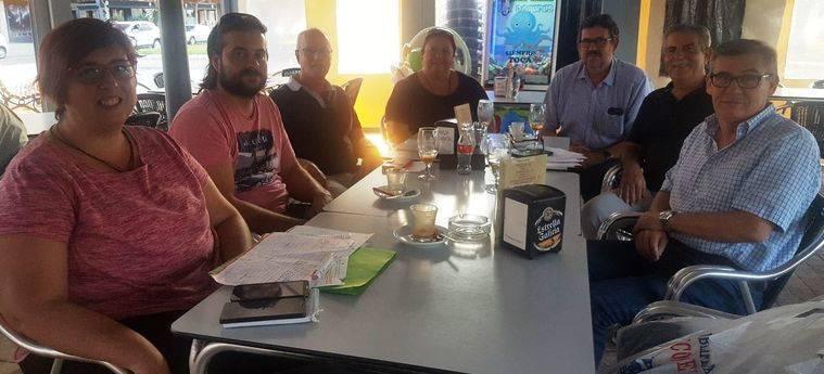 Izquierda Unida se ofrece para una reuniòn con los vecinos de La Goleta y resto de partidos