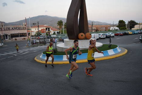 300 corredores en la final de Gádor del Circuito Provincial de Carreras Populares