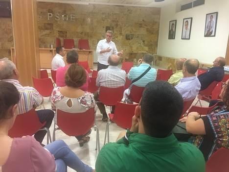 """Antonio López Olmo: """"Al PP le interesa que mi candidatura no gane las primarias porque tendría una dura oposición"""""""