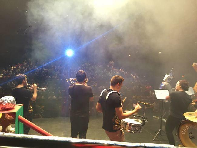 Más de 1.100 escolares de Berja participan en los conciertos didácticos de la Escuela Municipal de Música