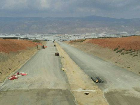 La Junta finalizará en noviembre el enlace de La Mojonera
