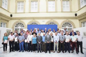 Diputación refuerza su apuesta inversora en los municipios más pequeños de la provincia