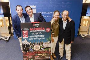 Almería Beatles Weekend se consolida con la mejor música y un homenaje a Juan Carrión