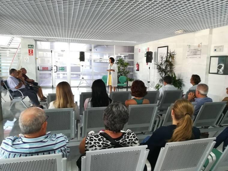 Hospital de El Toyo celebra el Día Mundial del Corazón con actividades