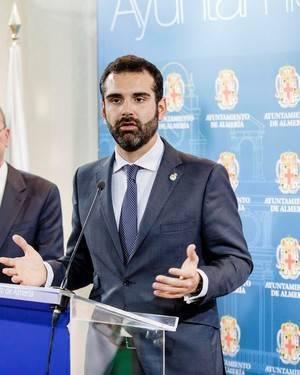 Reestructuración del equipo de Gobierno del Ayuntamiento de Almería