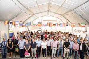 Más de doscientas personas se dan cita en el X Encuentro de Cuidadores de la Comarca de Nacimiento