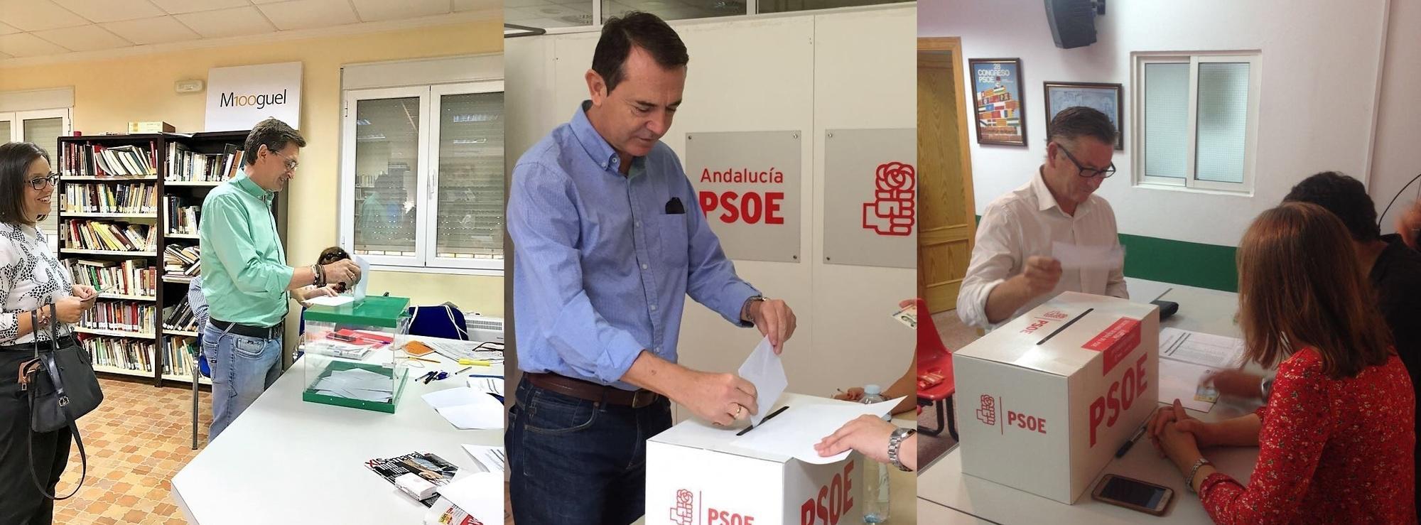 1-0 en Almería: Vota el PSOE
