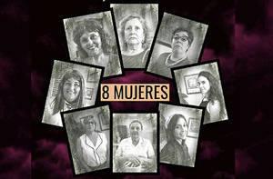 El Teatro Aficionado vuelve al Apolo el miércoles con la obra 'Ocho Mujeres'