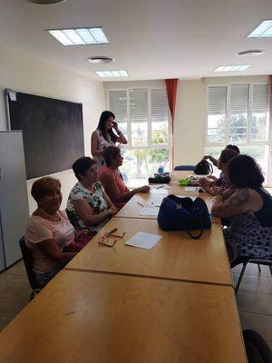 Ayuntamiento de Vera promueve la mejora de calidad de vida de los mayores