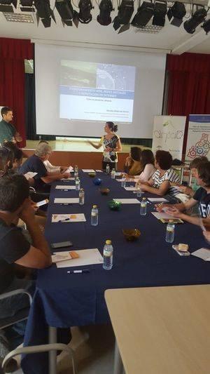 Empresarios de Almócita aprenden a posicionarse en internet de la mano de Diputación