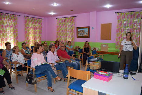 Gádor celebra el Día del Mayor con talleres sobre envejecimiento activo