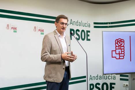 Sánchez Teruel es proclamado secretario general del PSOE de Almería